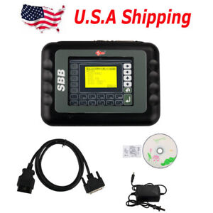 Usa Shipping V33 Obdii S b b Auto Progarmmer In Immobilizer Units On Vehicles