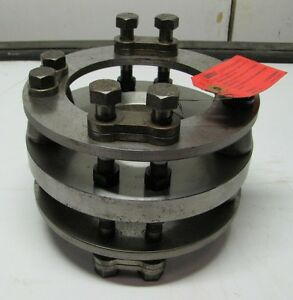 Thomas Rexnord Industrial Coupling Assembly Flexible Disc Hub Vc 1036 Nos