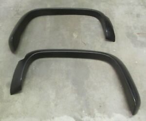 Front Fender Flares Chevy Trucks 1973 1980 3 1 4 Inches Wide New