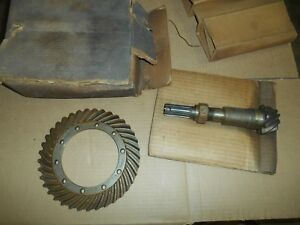1936 Chevrolet Standard Model Fc Ring And Pinion Set