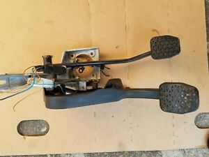 E36 Clutch Pedals 5 Speed Manual Box Swap Conversion Zf Assembly M3 328 Coupe 96