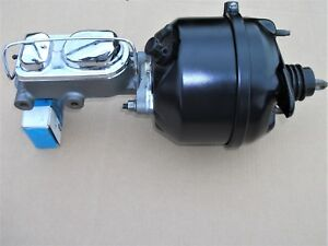 1967 68 69 Mustang Midland Power Disc Brake Fomoco Booster Mach1 Shelby Cougar