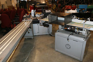 Kirk rudy Mkir 215v Plus 533 Auto Loader And 314 Conveyor