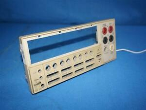 Keithley 2000 Front Panel Cover Assy