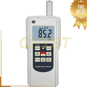 As 156a Digital Sound Level Meter 30 To 130db Decibel Tester Noise Level Gauge