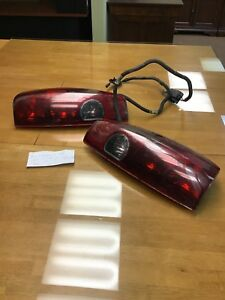 Part 10384479 General Motors Tail Light Assembly