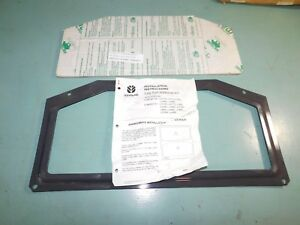 86590107 Holland Skid Steer Tractor Cab Top Window Kit
