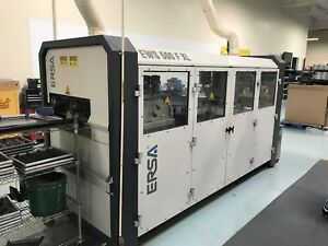 Ersa Ews500 f Xl Wave Soldering Machine