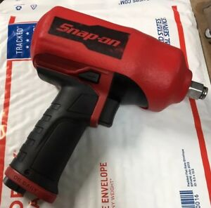 Snap On Pt850 Super Duty 1 2 Air Impact Wrench Excellent Very Minimal Use