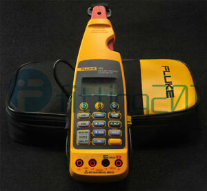 Fluke 773 Milliamp Process Clamp Meter With Soft Case F773 Brand New 7