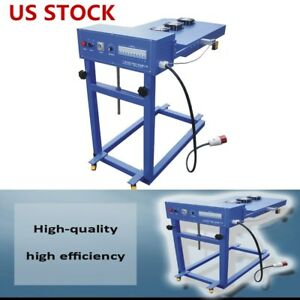Us 220v 12kw 20 X 28 Automatic Flash Cure Unit Machine For Screen Printing