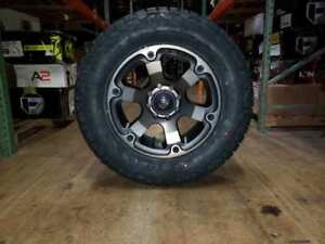 20x10 Fuel Beast D564 Wheels 35 At Tires Package 6x5 5 2019 Dodge Ram 1500