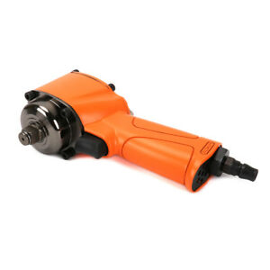 Pneumatic 1 2 Drive Air Impact Wrench With Socket Set Auto Repair Tool 8000rpm