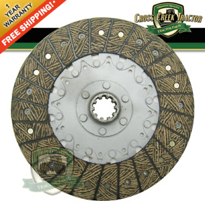 Nca7550a Clutch Disc Rebuild For Ford 600 700 800 900