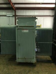 3275 4094 Kva Substation Transformer pab 0189
