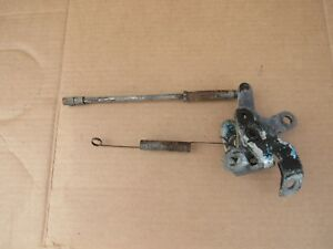 1961 1962 389 Pontiac Throttle Pivot Linkage Engine Catalina Bonneville Ventura