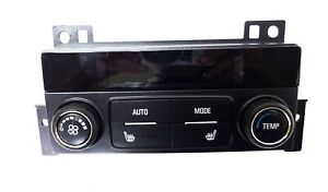 Control Asm Auxiliary Heater With Seat Heater Envision Suburban Tahoe Yukon