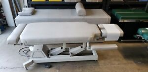 U s Table Hi Low Lift Elevation Chiropractic Adjusting Traction Massage Table