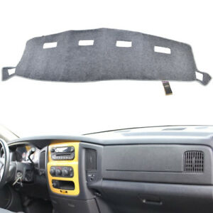 Dash Mat Cover Light Gray Carpet Dashmat For Dodge Ram 1500 2500 3500 2000 2005