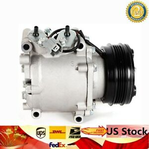 Ac Air Condition Compressor A C Clutch Fit 94 00 Honda Civic 97 01 Fast Ship