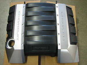New Gm 2010 Camaro Ss Ls3 6 2 V8 Engine fuel Rail Cover
