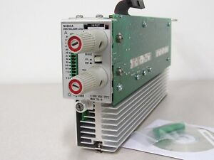 Hp Agilent Keysight N3303a 250 Watt Electronic Load Module 240v 10a