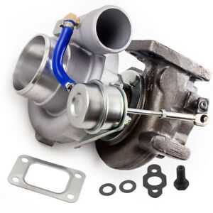 Gt2871 T28 400 hp Turbocharger W wastegate For 240sx S13 s14 Sr20 ca18 Returned