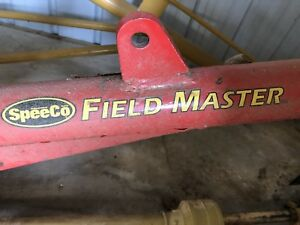 Speeco Post Hole Digger Pto Attachment For Cat I Cat Ii Tractors heavy Duty