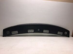 02 05 Dodge Ram Upper Dash Pad Defrost Defroster Panel Trim Cover Dark Grey R941