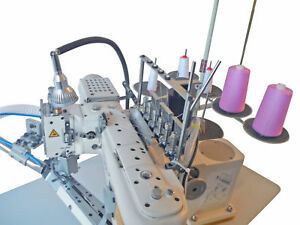 J 62000 Flat Lock Industrial Sewing Machine with Chain Cutter