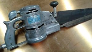 Air Powered Jarvis 424 Wellsaw Meat Saw Pneumatic Tool Cutter