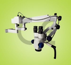 New Led 3 Step Ent Portable Wall Mount Microscope