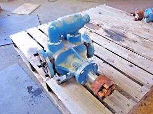 Viking Lvp41057 Stainless Pump 2 10191024j Used