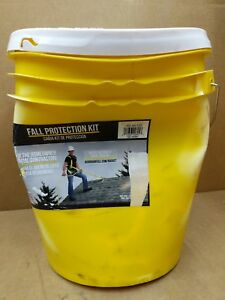 Fall Protection Kit 25 Foot Lifeline Guardian 00805