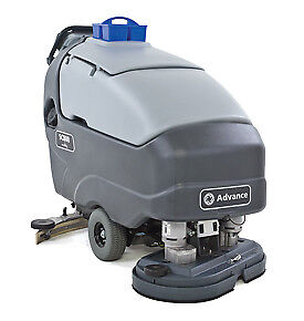 Advance Sc750 Floor Scrubber