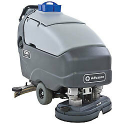 Advance Sc800 34d Walk behind Floor Scrubber