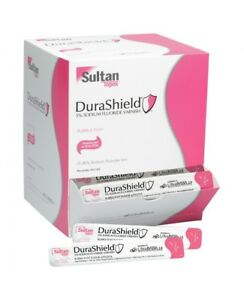 Sultan Durashield 5 Sodium Fluoride Varnish Bubble Fun 200 bx