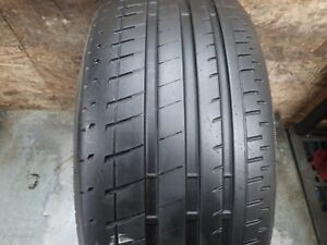 1 245 40 19 94w Bridgestone Potenza S007 Tire 6 5 7 32 No Repairs 1417