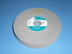 3m Scotchbrite Exl Deburring Wheel 6x1x1 9s fine 05132