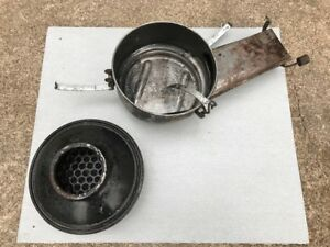 Vw Bus Ghia Oil Bath Air Cleaner 1958 1963