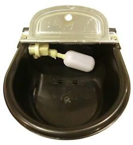 Large Black Automatic Stock Waterer Stock For Horse Cattle Goat Sheep Dog Farm