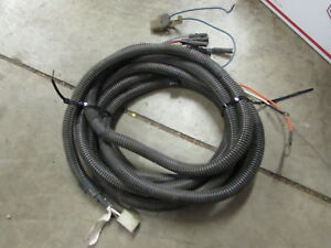 Nos Meyer Snow Plow V Plow Vector Touch Pad Harness Part 15783 9 Pin Connector