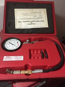 Ford Rotunda Diesel Engine Compression Tester 19 0001 Special Diagnostic Tool