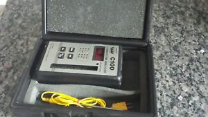 Uei C100 Combustion Analyzer W Probe In Box