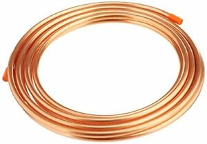 Mueller 12045 Refrigeration Soft coil Copper Tubing 3 8 X 20 ft Free2dayship