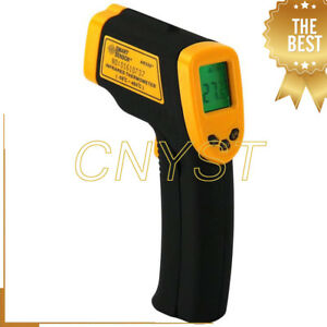 Ar350 Infrared Thermometer Tester Temperature Meter Gun With Backlight Display