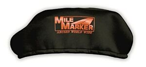 Mile Marker 8506 Winch Cover Fits 8000 Lb To 12000 Lb Electric Winches Winch