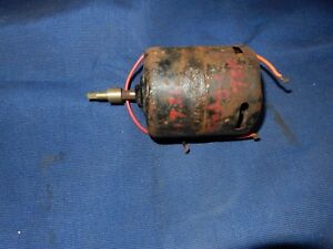 Vintage Heater Fan Blower Motor Assembly Chevy Ford Mopar Hot Rod Rat Rod