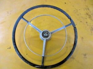 1956 Buick Special 40 60 Steering Wheel Ring No Button Rat Rod