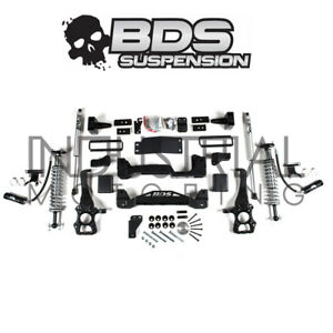 Bds Suspension 2017 2018 Ford F 150 4wd 6 Inch Coil over Lift Kit